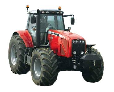 Трактор (MF 8400)
