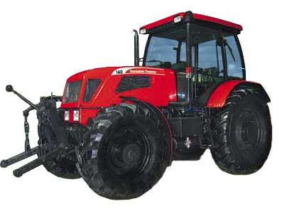 Трактор универсально-пропашной (ЛТЗ-140)