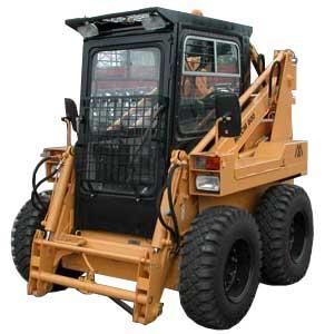 Машина многоцелевая коммунально-строительная (МКСМ)