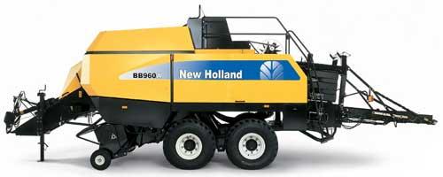 Пресс-подборщик тюковый (New Holland  BB900A)