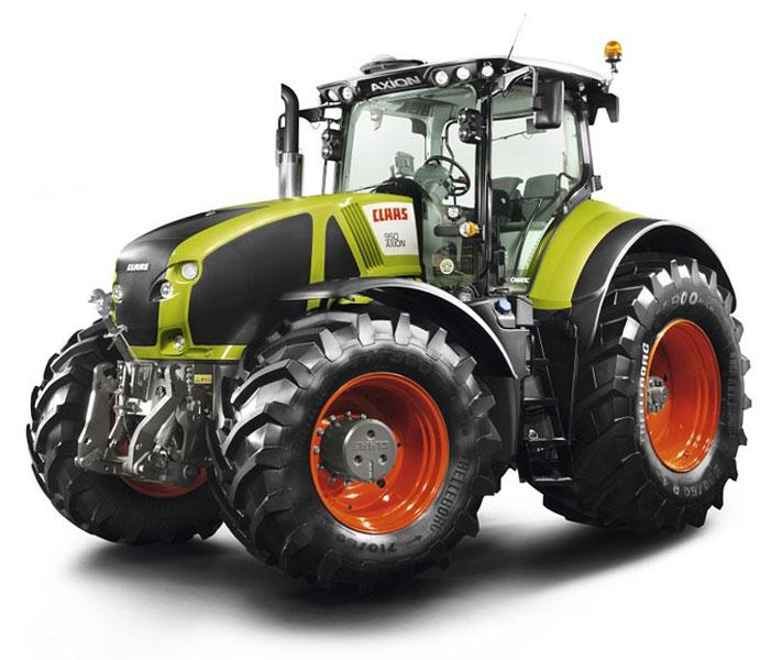 Трактор (Axion 950-920)