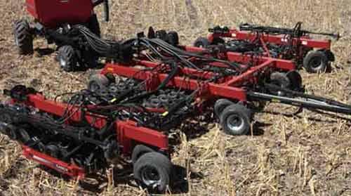Сеялка пневматическая для земледелия с минимальной обработкой почвы (Precision Disk 30(40))