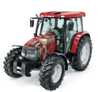 Трактор (Case IH CS 105 Pro)