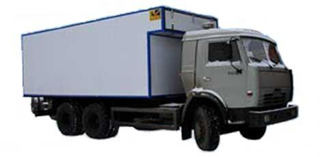 Автомобиль-фургон для перевозки инкубационных яиц и молодняка птицы (47511)
