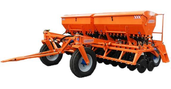 Сеялка зерновая (СЗМ-3,6)