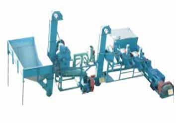 Комплекс для производства подсолнечного масла (ОВОР-450)