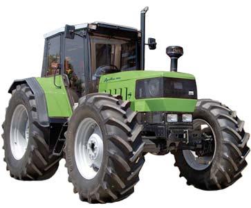 Трактор (Agrotrac)