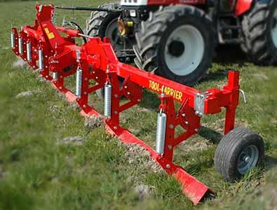 Орудие дополнительное для задней и фронтальной навески (Tool-Carrier)
