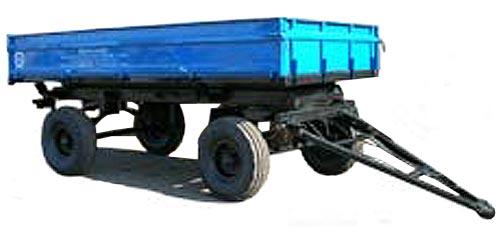 Прицеп тракторный самосвальный (2ПТС-4,5)