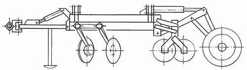 Агрегат почвообрабатывающий (Орикон А-7)