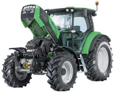 Трактор (Agrotron K)