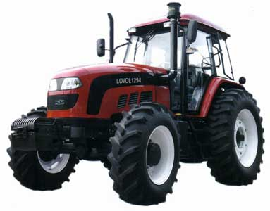 Трактор (Foton FT-125)