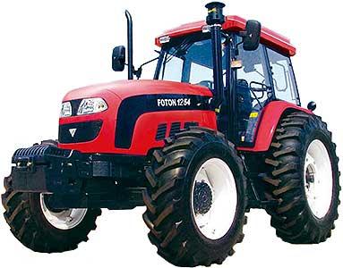 Трактор (Foton TF)