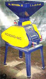 Машина плющения зерна (МПЗ-4)