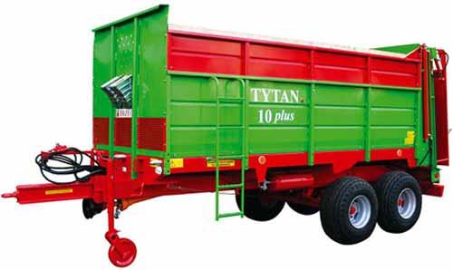 Разбрасыватель навоза (Tytan)