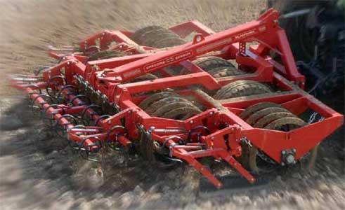 Орудие почвообрабатывающее передненавесное (Planidisk)