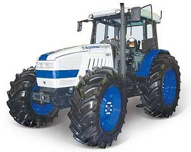 Трактор универсальный колёсный (Агромаш 150Т)