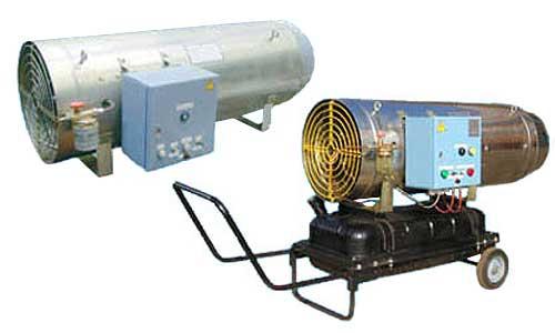 Воздухонагреватель (ВЖ-0,04)