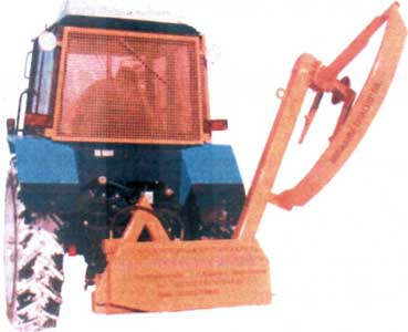 Косилка-кусторез роторная (КР-2,0)