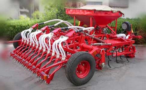 Агрегат почвообрабатывающе-посевной (Берестье)