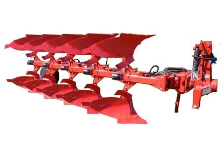 Плуг 5-ти корпусный оборотный навесной автоматический (ПОНА-5)
