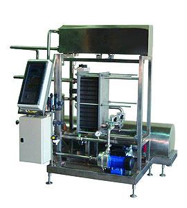 Электропастеризатор с инфракрасным нагревом (А1-ОПЭ)