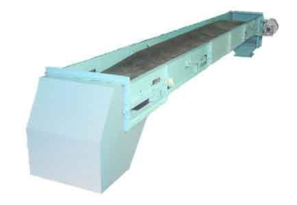 Конвейер ленточный безроликовый стационарный (У9-УКБ)