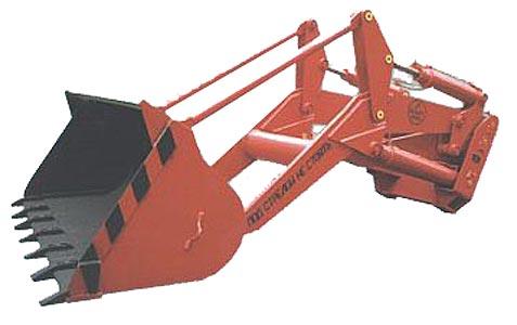 Оборудование навесное (П-4/85)