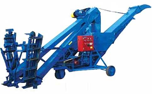 Загрузчик зерна самоходный (ЗЗС-60)