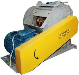 Измельчитель материалов (ИМ-200)
