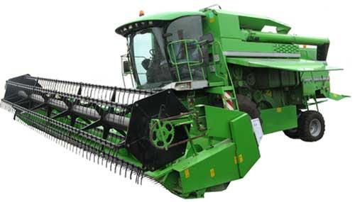 Комбайн зерноуборочный (Deutz-Fahr 56)
