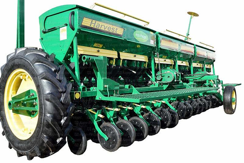 Сеялка зерновая механическая (Harvest 5400)