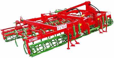 Агрегат навесной почвообрабатывающий (Kombi)