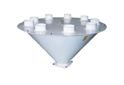 Воронка выпускная для зерна (У2-БВВ)