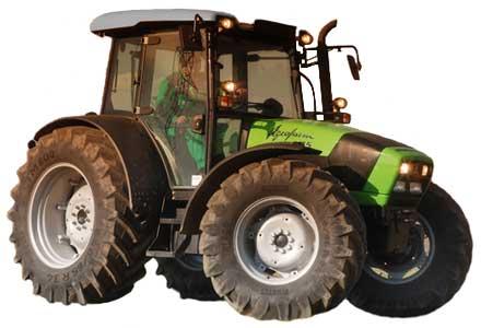 Трактор универсальный (Agrofarm)