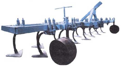 Культиватор навесной комбинированный (КНК)