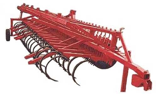 Культиватор навесной для сплошной обработки почвы (КНС-4,0(6,3))