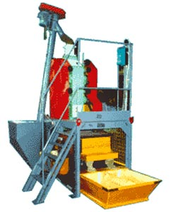 Агрегат размольно-просеивающий (Р6-АРК)