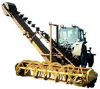 Погрузчик зерна (ПТШ-150)