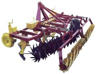 Культиватор-плоскорез игольчато-роторный (КПИР)