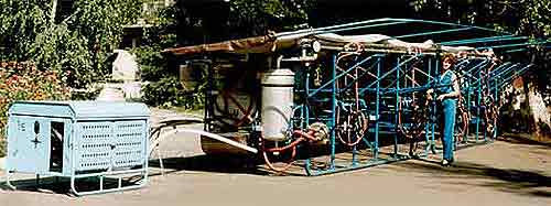 Станция универсальная доильная (УДС-3Б)