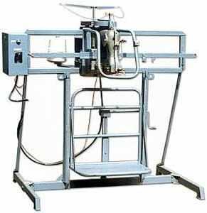 Установка для зашивки наполненных мешков (138 УАС11)
