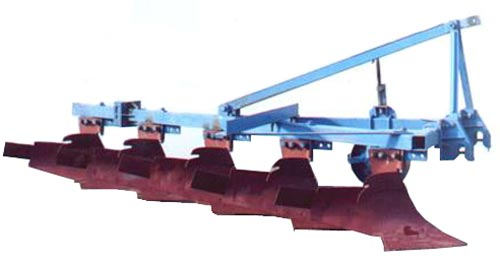 Плуг 3-5-ти корпусный навесной (ПЛН-3(4, 5)-35)