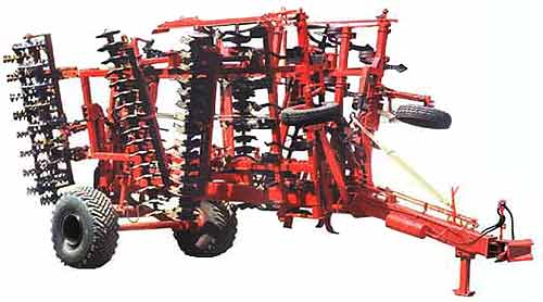 Рыхлитель-уплотнитель почвы комбинированный  (КРУП-6)