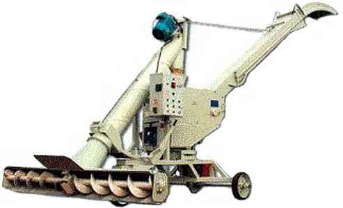 Метатель зерна самопередвижной (МЗ-60)