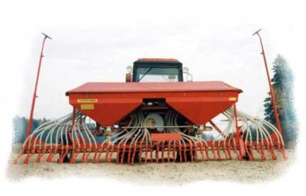 Сеялка зерновая пневматическая универсальная (СПУ)
