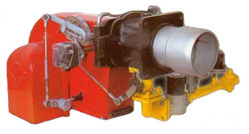 Горелка блочная газовая (БГ-Г)