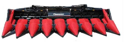 Жатка-початкоотделитель кукурузная (Geringhoff PCA)