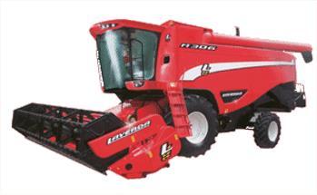 Комбайн зерноуборочный (Laverda M 306)