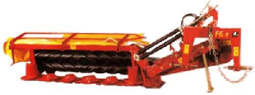 Косилка-плющилка (Laverda F5R(6R))